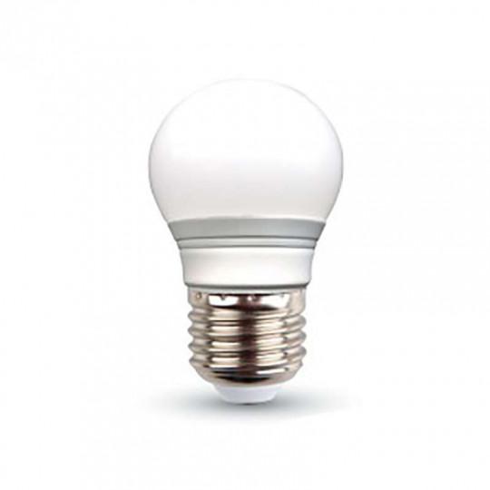 Ampoule E27 LED 3W Globe G45 (équivalent 25W)