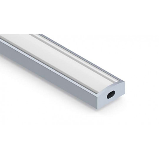 Profilé aluminium fin 7mm LED