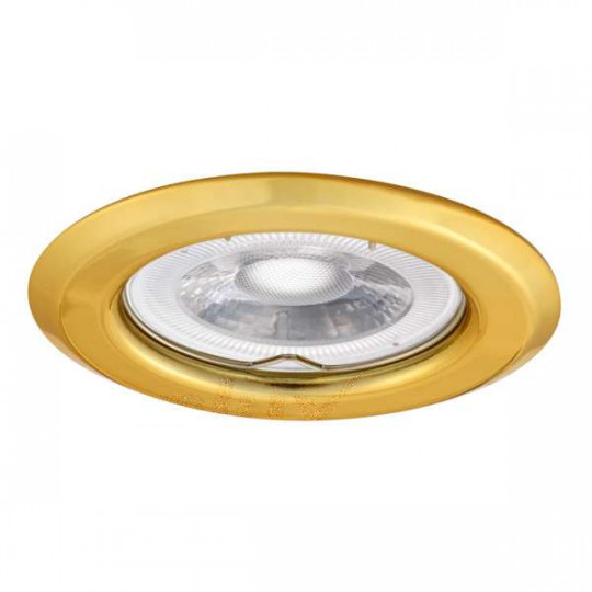 Support Spot Encastrable Rond ARGUS Or