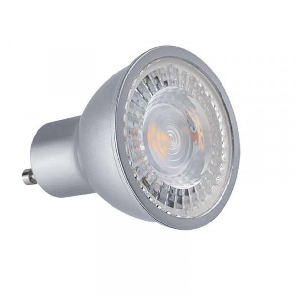 Lampe LED GU10 7W angle large 120° COB Kanlux