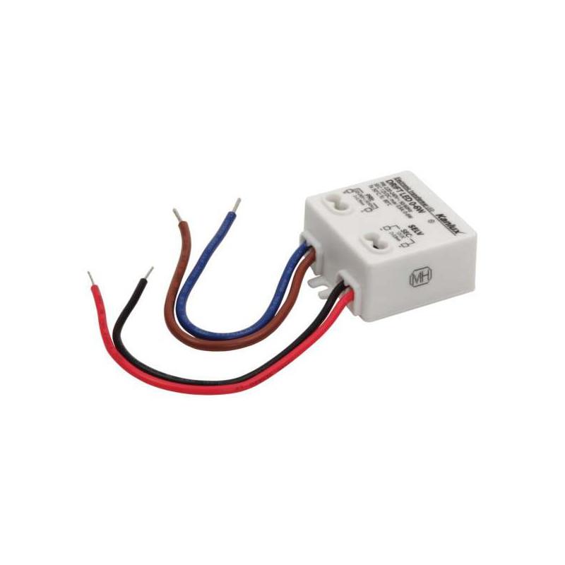 Alimentation électronique LED 6W 12V