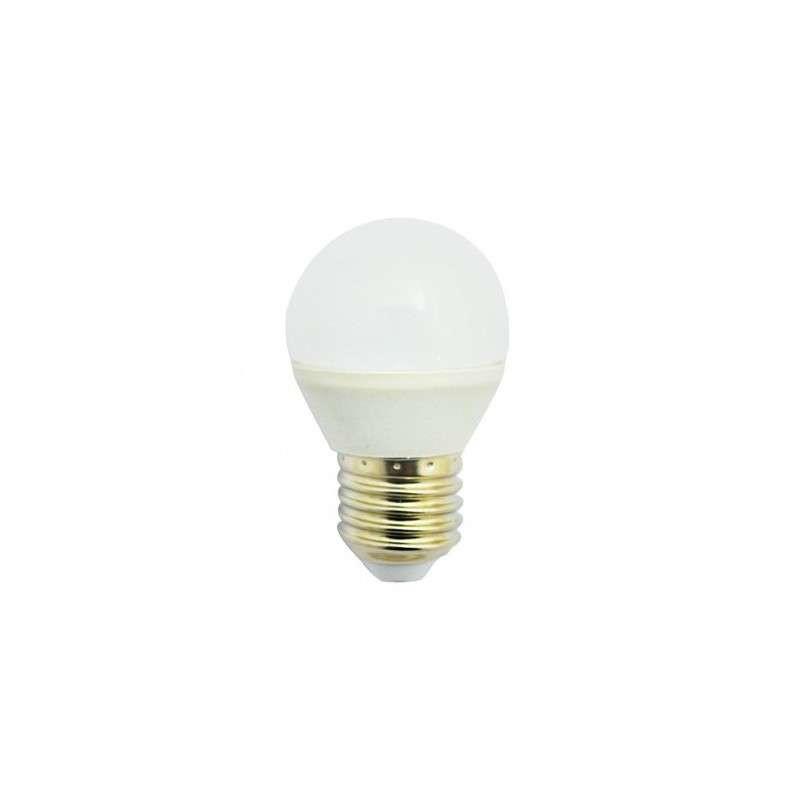Ampoule à LED E27 6W 3000K G45 Dépolie - Vision-EL