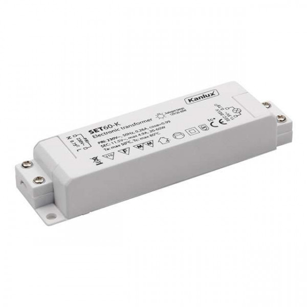 Transformateur électronique 60W