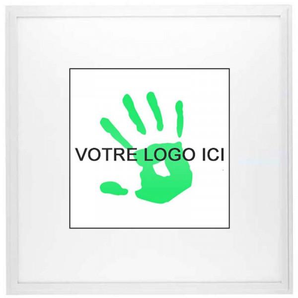 Dalle LED Personnalisée 45W 60x60cm - logo ou motif