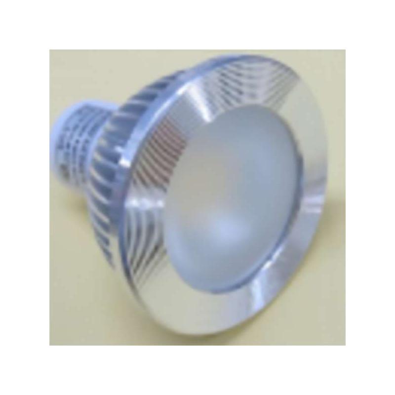 Spot LED COB 5W verre dépoli (50W)