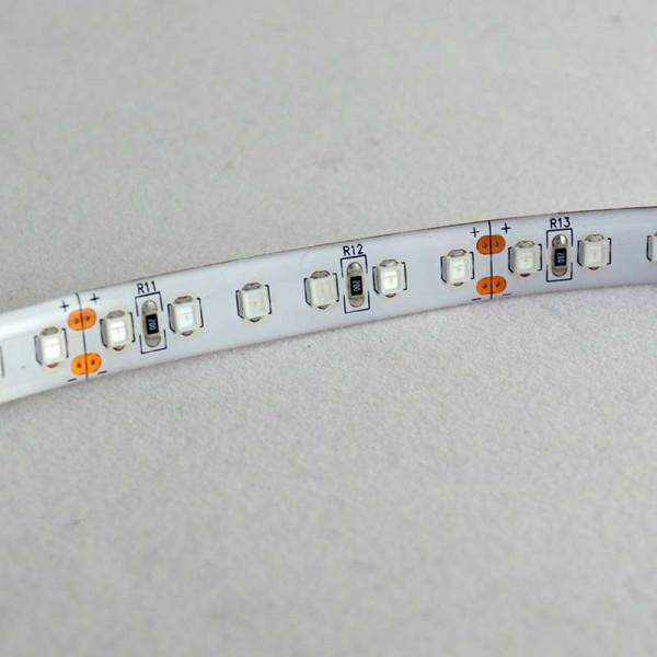Ruban LED puissant 120LED/m 5m 25W/m rouge