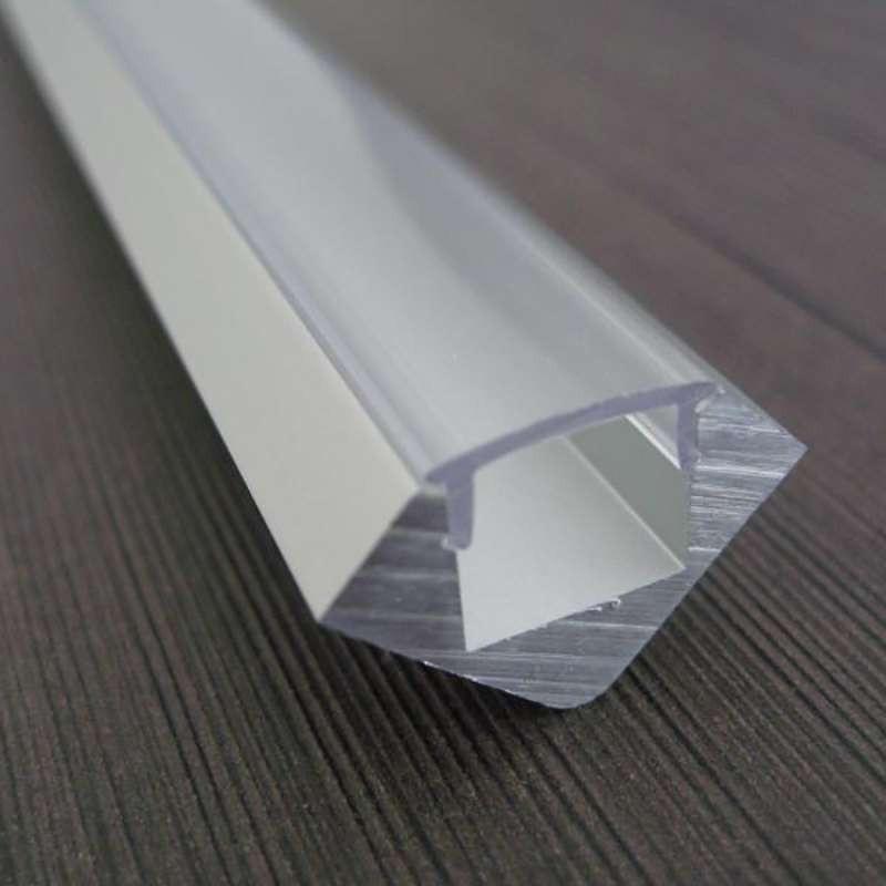 Profilé aluminium angle 45