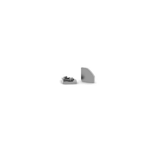 Capsule de finition trouée série ALU-45°