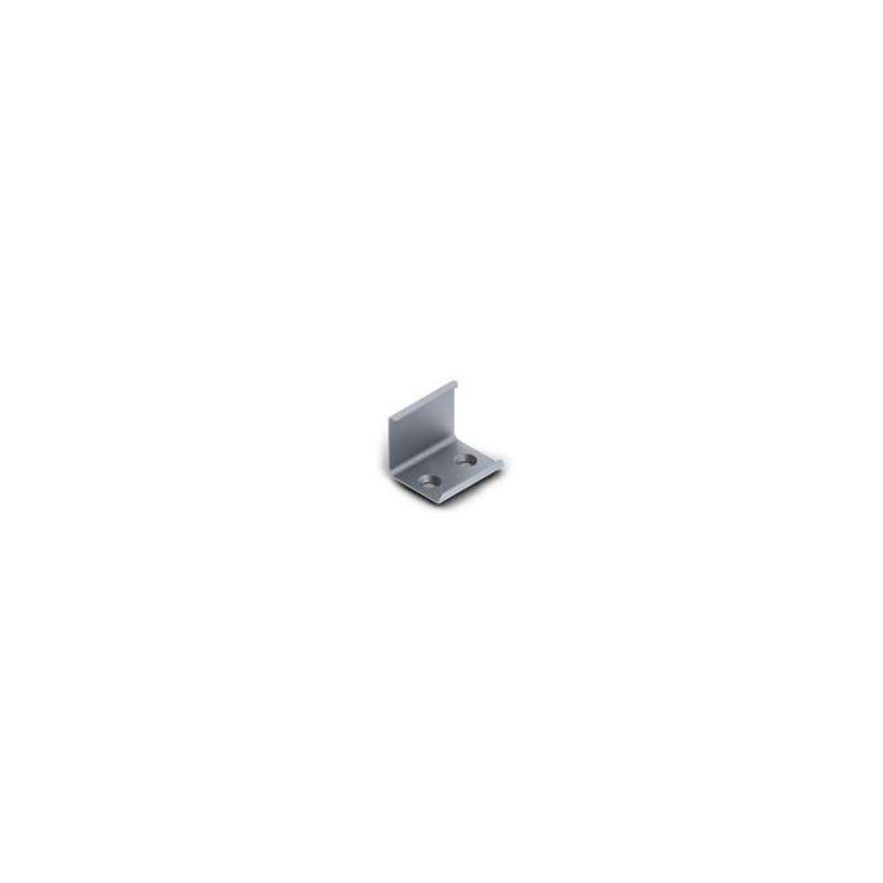 Clip de fixation plat profilé Série ALU-45°