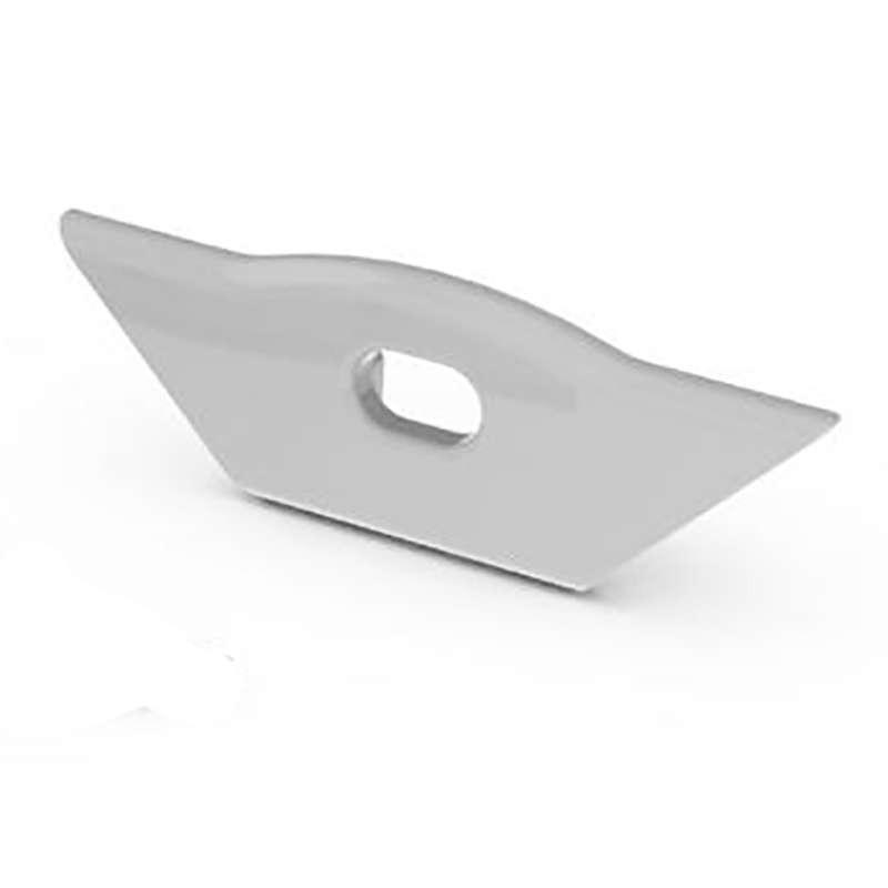 Capsule de finition trouée série ALU-CORNER