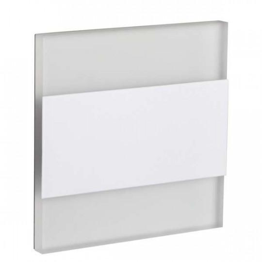 Mini Spot LED 0,8W pour Escalier Blanc TERRA DC 12V Blanc Jour 6500K