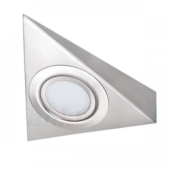 Luminaire pour Meuble Chrome Mat
