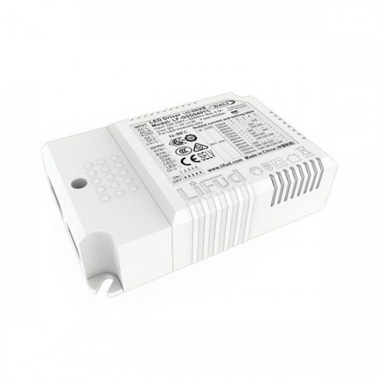 Driver Dimmable DALI 550-1050mA pour Dalle LED