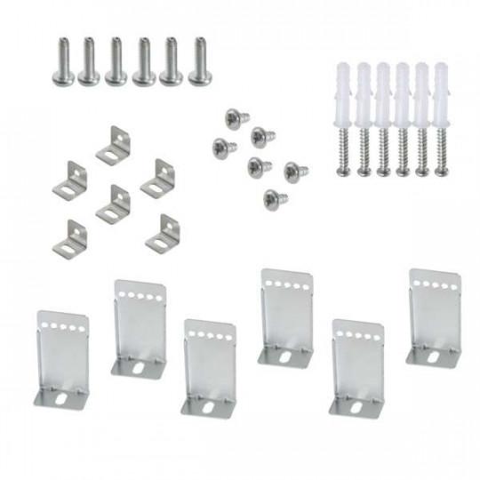 Kit de Fixation pour Dalle LED BRAVO 120x30cm