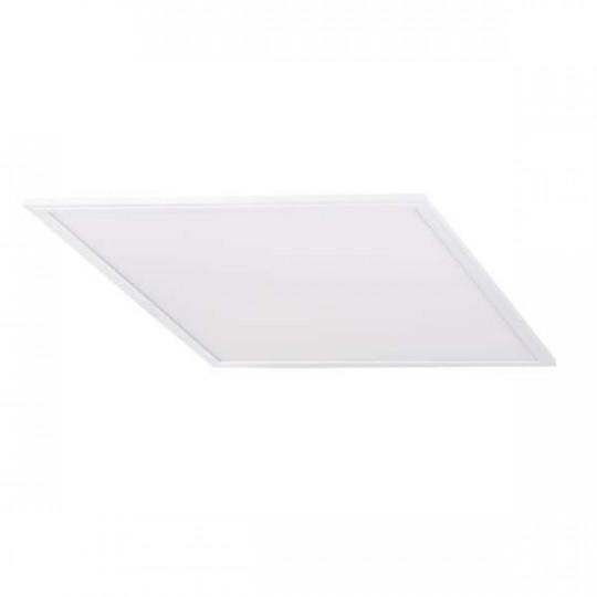 Dalle LED BRAVO 36W Cadre Blanc 600x600mm Blanc Jour 6500K
