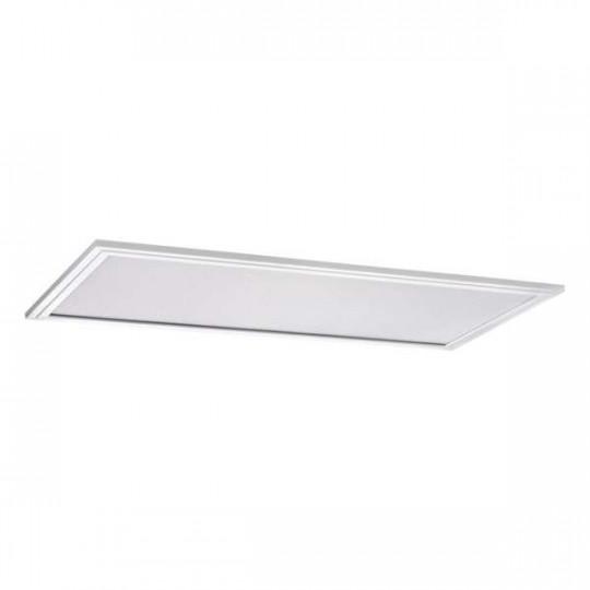 Dalle LED BRAVO 28W UGR19 Cadre Blanc 600x300mm Blanc Neutre 4000K