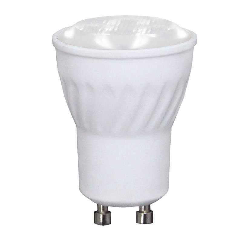 Spot LED GU11 (220V) 4W 350lm 38° équivalent 30W