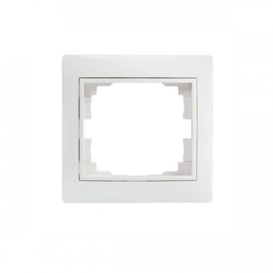Cadre Simple DOMO Blanc