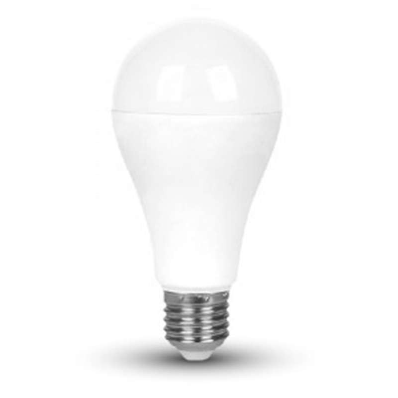 Ampoule LED E27 17W équivalent 130W A65 VT-2017