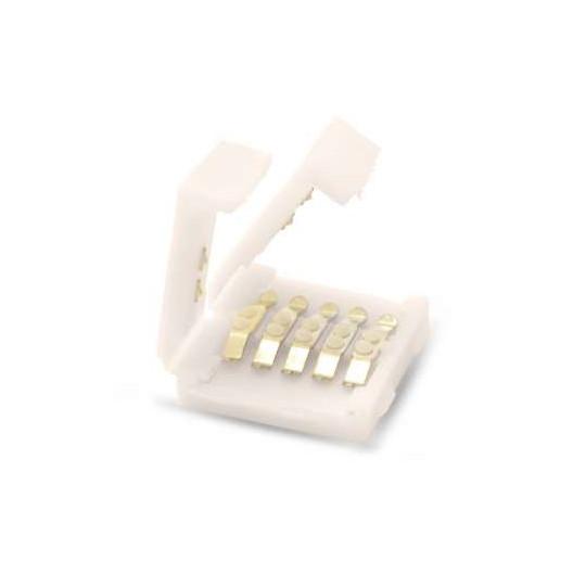 Connecteur RGBW 12mm pour ruban LED