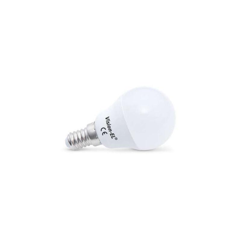 Lampe LED E14 4W dépolie (30W) forme...