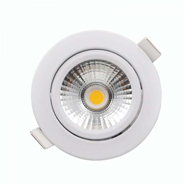 Spot Encastrable 8W LED équivalent 70W