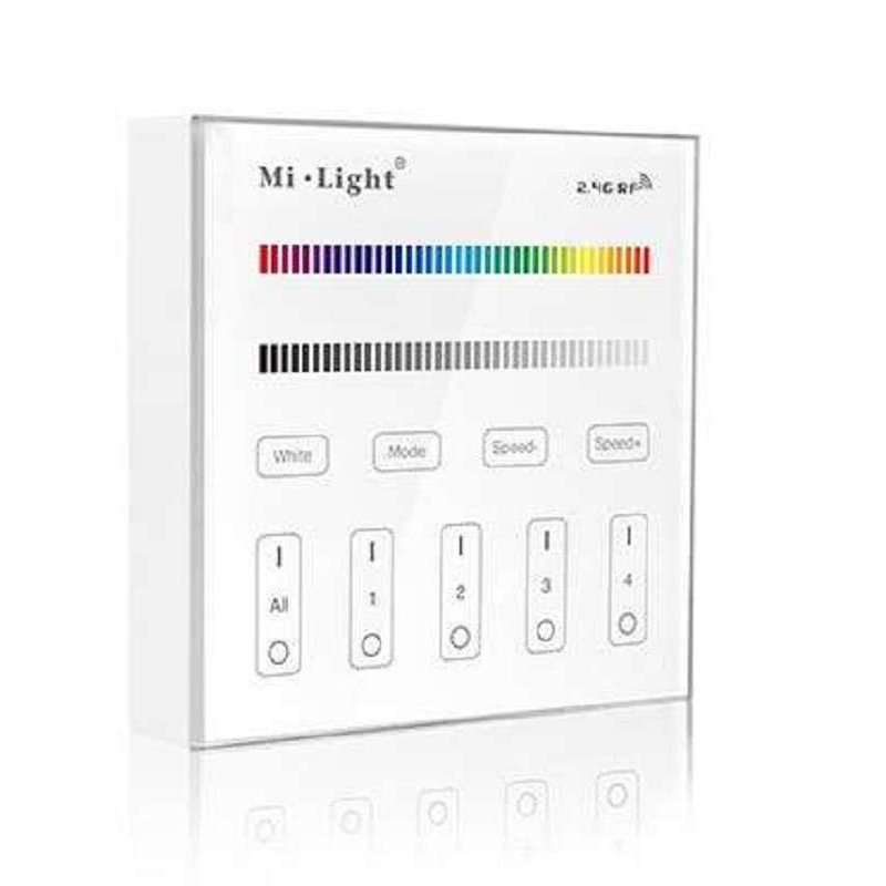 Contrôleur LED RGB, RGBW tactile sans...