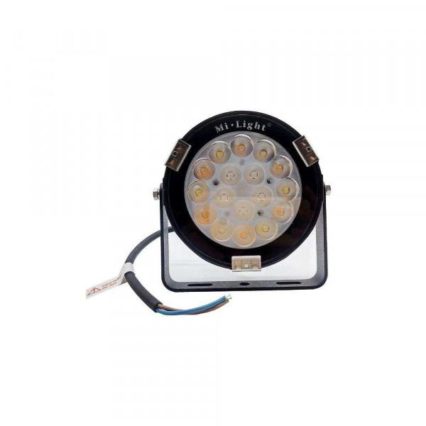 Projecteur LED Jardin 9W RGB+CCT 220V C02