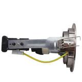 Douille GU10 220V céramique isolée 250° avec connecteur