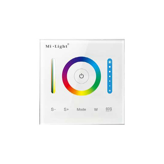 Contrôleur LED RGB, RGBW,...