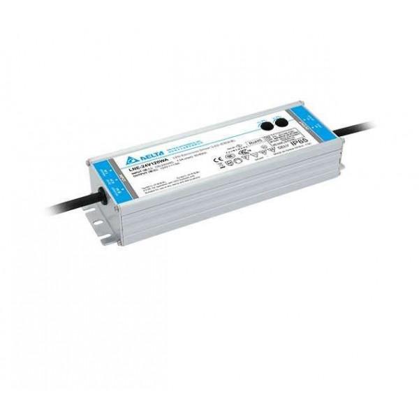 Alimentation LED DC24V 120W Dimmable 3 en 1 - 5A IP67