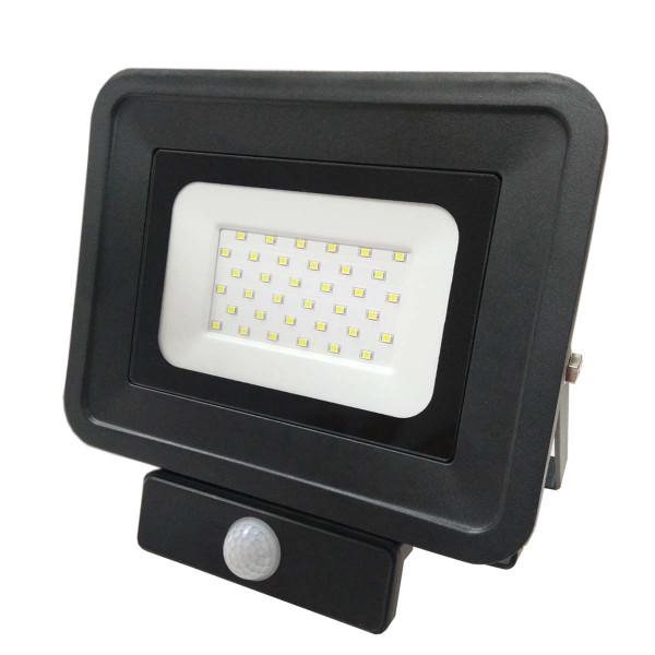 Projecteur LED 50W à détecteur fin