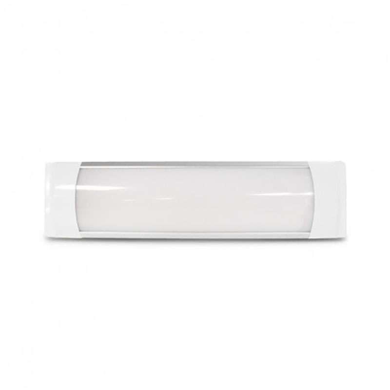 Réglette LED 9W 30cm Blanc Chaud 3000K