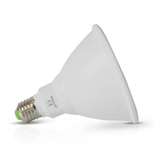 Ampoule LED E27 Forme Spot PAR38 16W 1500lm IP65 - Blanc Chaud 3000K