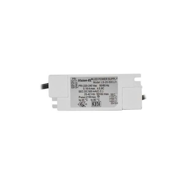 Spot LED Escargot Blanc 10W Orientable Equivalent 90W Blanc Chaud 3000K