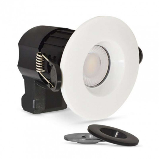 Spot LED Encastrable Rond 7W BBC IP65 CCT Dimmable