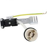 Kit Spot LED GU10 COB 5W dimmable équivalent 5W Blanc du jour 6000K fixe aluminium