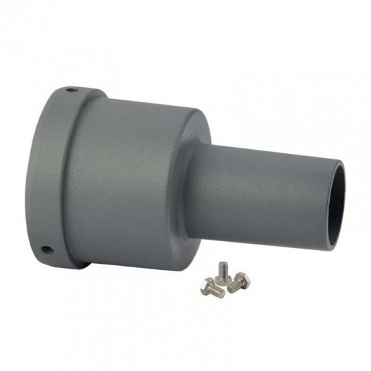 Adaptateur 60mm pour Luminaire LED Urbain Gris