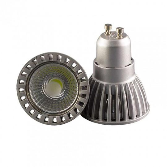 Spot LED GU10 4W Dimmable équivalent 35W