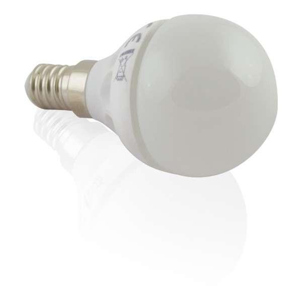 Ampoule E14 LED 6W Globe - équivalent 40W