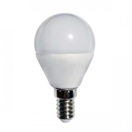 Ampoule E14 LED 6W Globe - 40W - Blanc Naturel 4500K