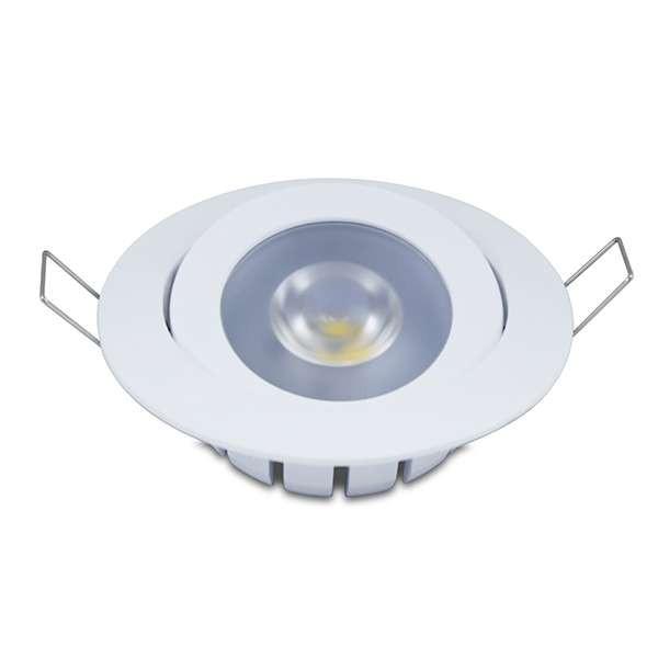 Spot encastrable 10W LED CREE équivalent 80W - Blanc Neutre 4100K