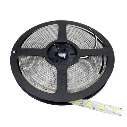 Ruban LED 5m étanche 60LED/m 14,4W/m