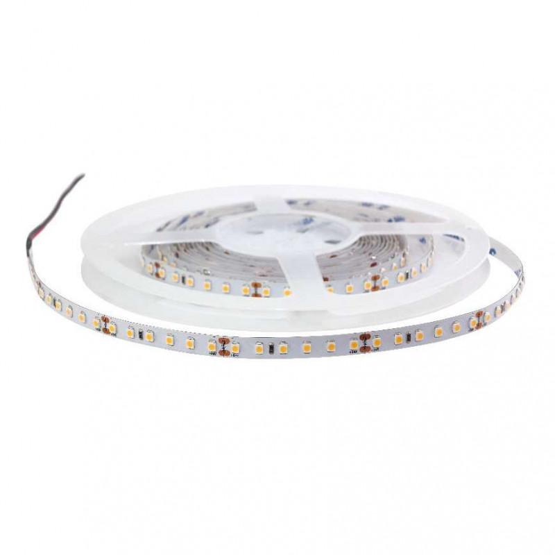 Ruban LED 120LED/m 9,6W/m IP20 5m -...