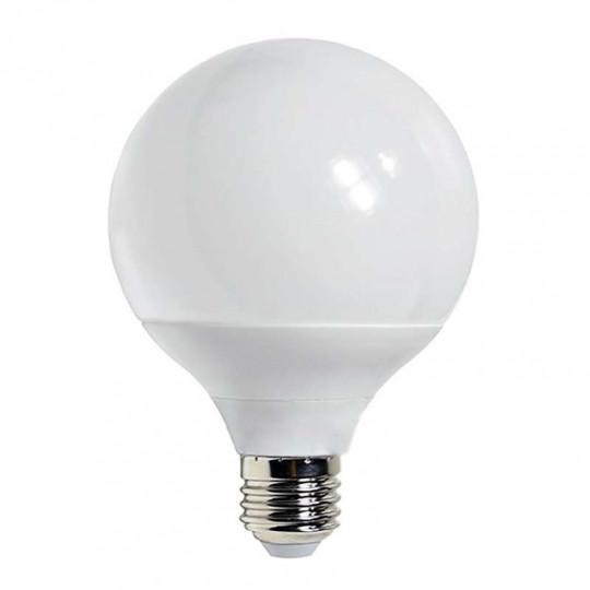 Ampoule LED E27 12W Globe G95 Optonica équivalent 75W