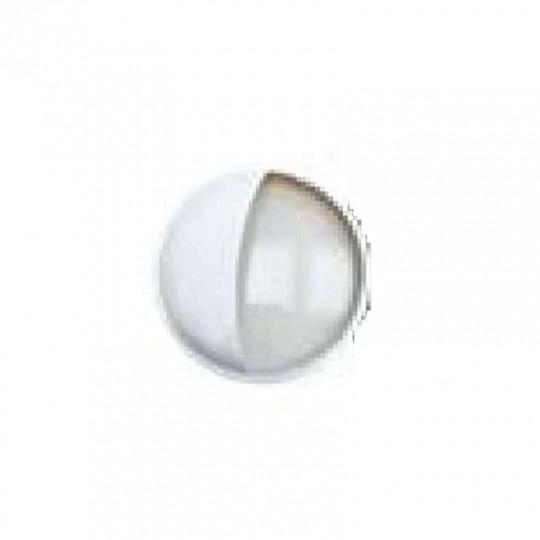 Contour Décoratif Haut pour Applique VALQUIRIA 15W Blanc