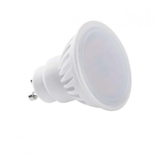 Spot LED GU10 9W grand angle éclairage 60W Blanc