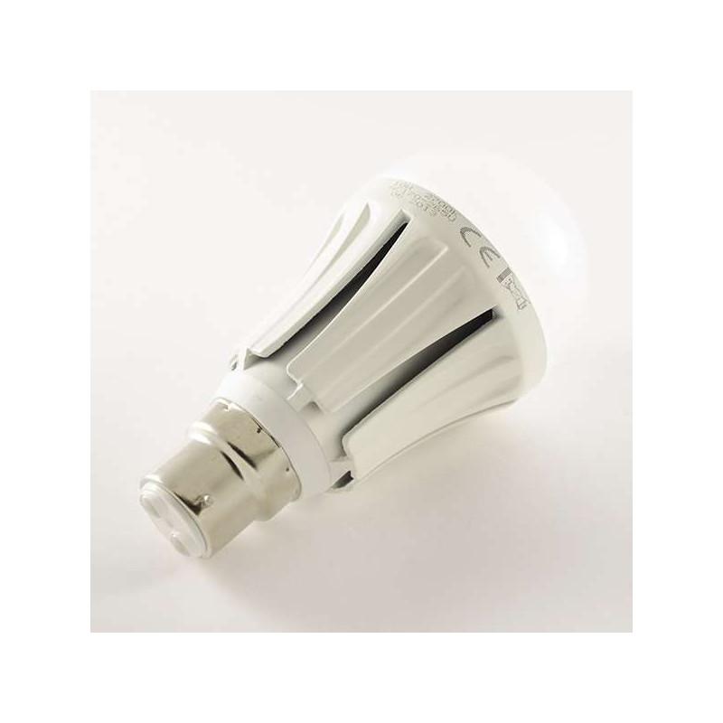 Ampoule LED B22 10W 850lm Ronde A60
