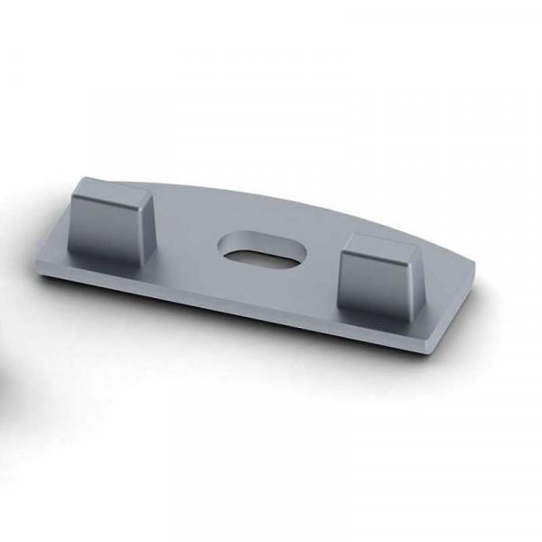 Capsule de finition aluminium trouée SLW8
