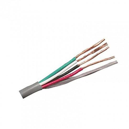 Câble pour ruban LED RBG (4 fils)